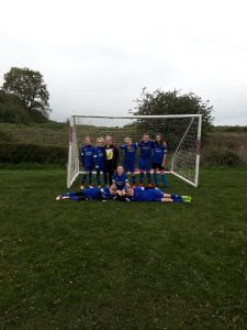 Northop Hall Girls FC Under 10s